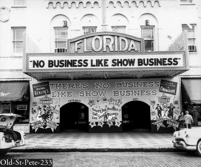 Florida Theatre 1954