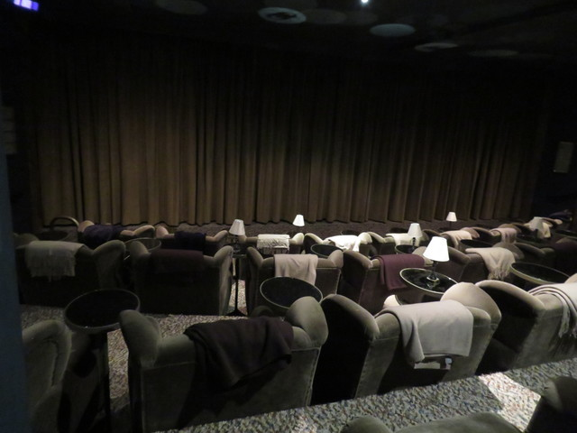 Electric Cinema - Shoreditch