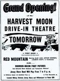 July 4th 1952 Havest Moon Grand opening