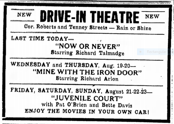 Dunkirk Drive-In