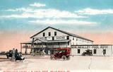 Island Ledge Casino (Wells Beach Maine) Circa 1916