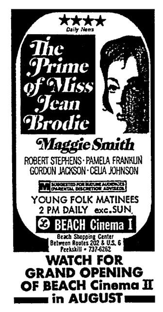 a19623d547cc4 Beach Cinema I & II in Peekskill, NY - Cinema Treasures