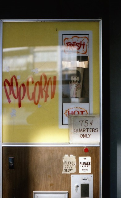 Popcorn Dispenser Brooklyn Heights Cinema