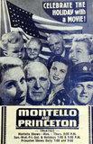 MONTELLO Theatre; Montello, Wisconsin.
