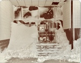ENTRANCE OF 3 & 4 BLIZZARD OF 78