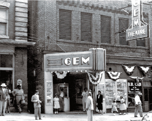 Gem Theatre, Knoxville, TN