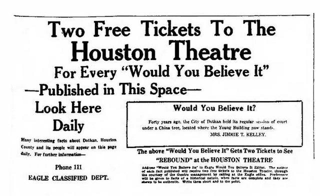 Houston Theatre