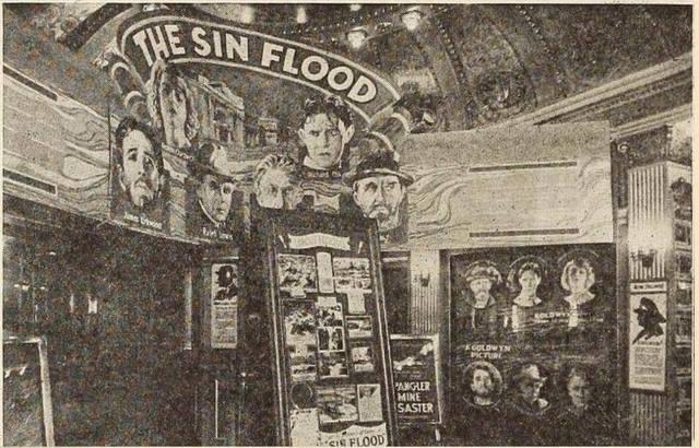1922 photo courtesy Vintage Cinema Ads Facebook page.