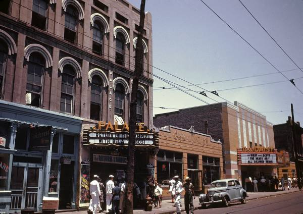 PALACE Theatre, Memphis, Tennessee.