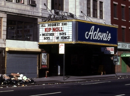 Adonis Theatre exterior