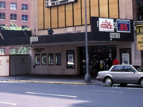 Gemini Twin Theatre exterior