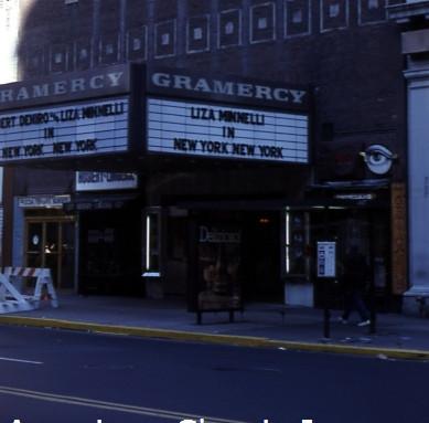 Gramercy Theatre exterior