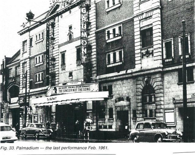Gaumont Palmers Green
