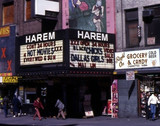 Harem Theatre exterior