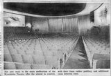 Auditorium photo courtesy Don Gutz.