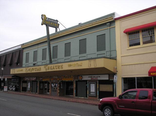 General facade