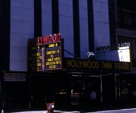 Hollywood Twin Cinemas exterior