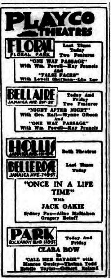 Bellerose Theater