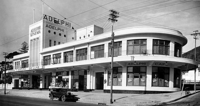 Adelphi Cinema, Sea Point