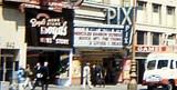Pix Theatre exterior