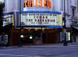 Coliseum Theatre exterior