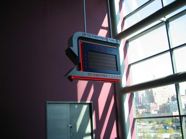 Regal Battery Park Stadium 11