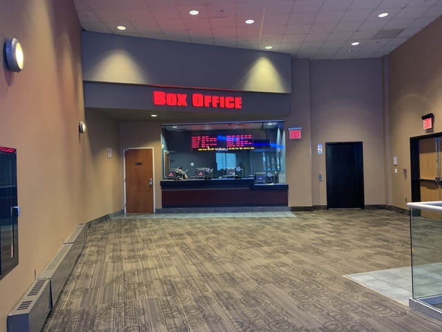 relocated box office