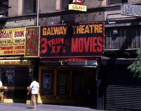 Galway Theatre exterior