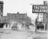 Pantages Theatre Background