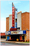 Redskin Theater© Oklahoma City OK / Don Lewis
