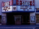 Mann's State Theatre exterior