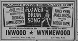 Wynnewood Theater ad, February 23, 1962