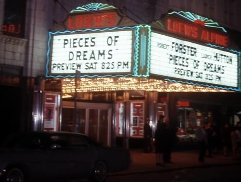 Loew's Alpine Theatre exterior