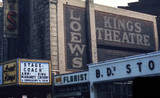 Loew's Kings Theatre exterior