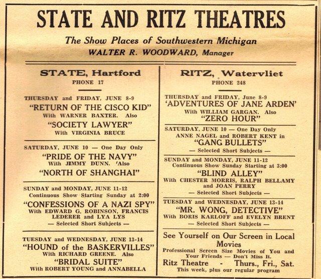 June 9, 1939 image via Wade Lynch.