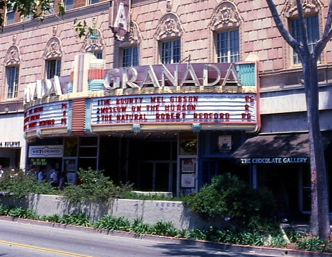Image result for movie theatre spanish