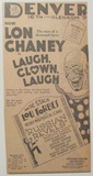 """Laugh, Clown, Laugh"" (MGM, 1928)"
