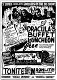 Horror Triple-Feature, 1960 .