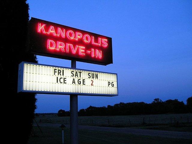 Kanopolis Drive-In