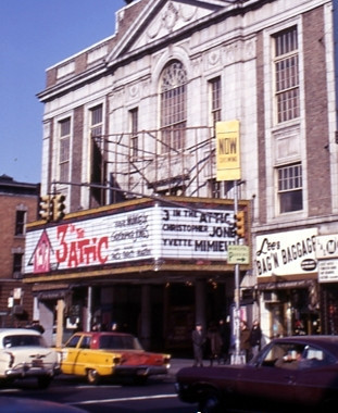 Albemarle Theatre exterior