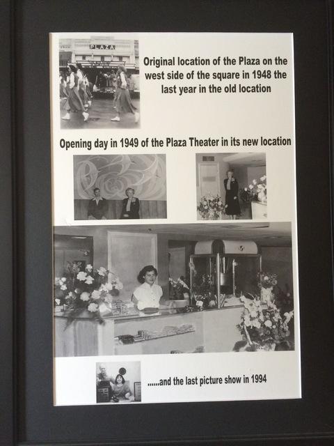Theater History Exhibit