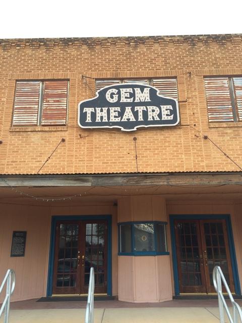 Gem Theatre (2016)