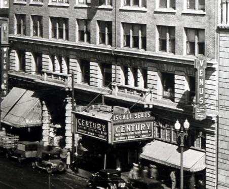 Century Theatre exterior