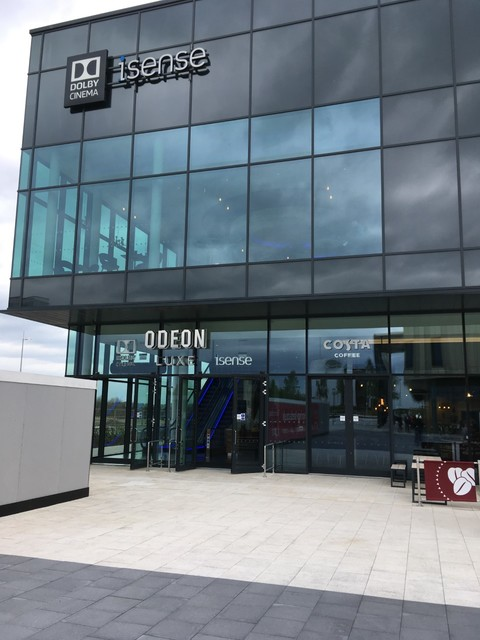 Odeon Thorpe Park Entrance