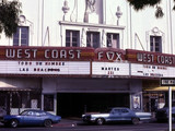 Fox West Coast Theatre exterior