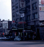 Loew's Fairmount Theatre exterior