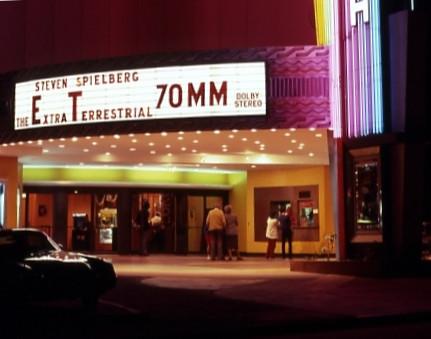 Loma Theatre exterior