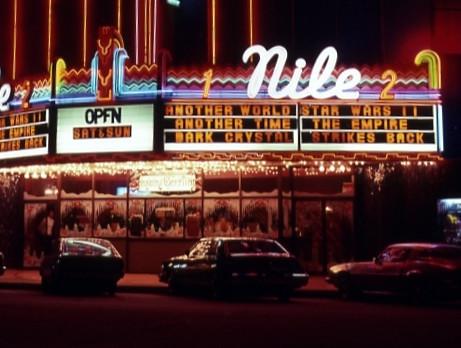 Nile Theatre exterior