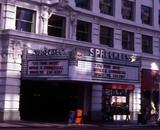 Spreckels Theatre exterior