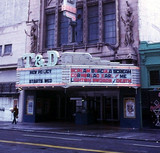T & D Theatre exterior